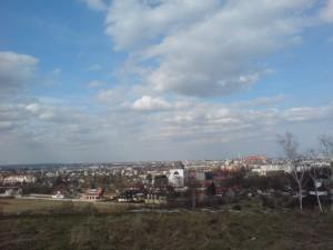 Przedwiośnie w Krakowie [fot. Paweł Cholewa]