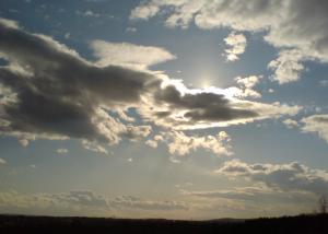 Marcowa pogoda [fot. Pawel Cholewa]