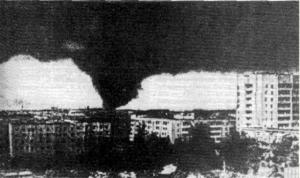 Tornado w Iwanowie