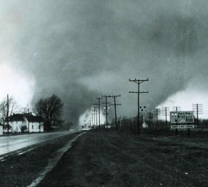 Podwójne tornado