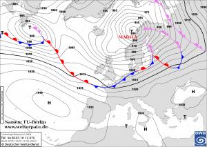 Prognoza na 30.01.2016, 12:00 UTC