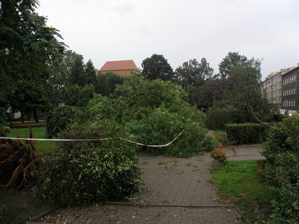 Chorzów, Plac Kopernika